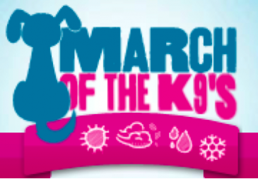 March of the K9's
