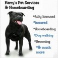 Kerry's Pet Service and Homeboarding