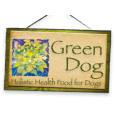 Green Dog Food