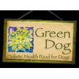 Green Dog Food