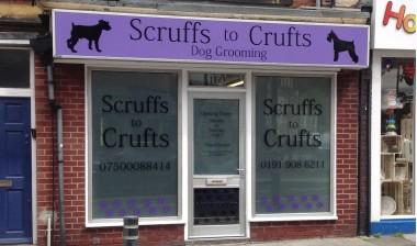 Scruffs to Crufts