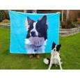 Customised Dog Blanket